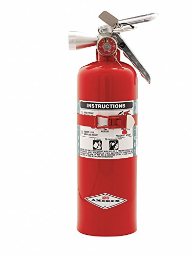 Fire Extinguisher, Halotron, ABC, 5B:C