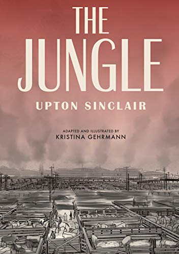 Image of The Jungle: [A Graphic Novel]