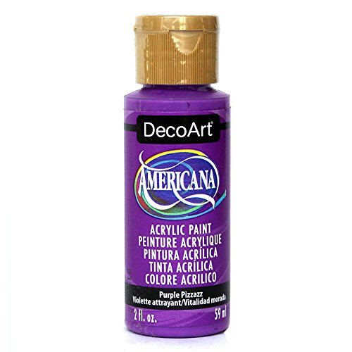 Deco Art Americana Peinture Acrylique Multi-usages, Pizazz Sac Violet