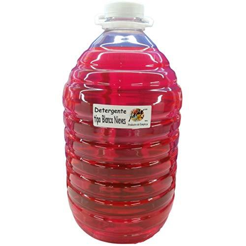 JADY JR Detergente liquido para Ropa Nieves Blancas Concentrado para 20 litros Plim33
