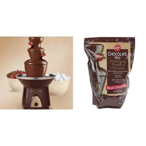 Wilton Chocolate Fountain Bundle