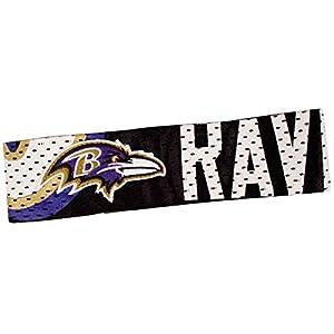 NFL Baltimore Ravens FanBand Headband