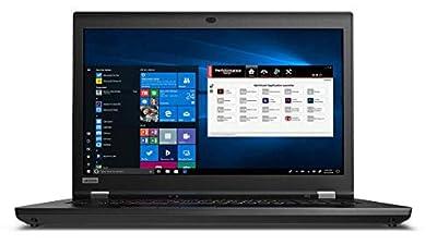 "CUK ThinkPad P73 Mobile Workstation Laptop (Intel i7-9850H, 128GB RAM, 2TB NVMe SSD + 2TB HDD, NVIDIA Quadro RTX 3000 6GB, 17.3"" Full HD, Windows 10 Pro) Professional Business Notebook Computer"