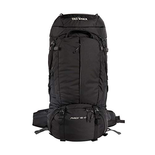 Tatonka Pyrox 45+10 Rucksack Black 2021 Outdoor-Rucksack