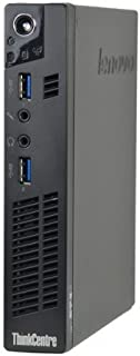 Fast Lenovo M92p Tiny Business Micro Tower Ultra Small Computer PC (Intel Core i5-3470T, 8GB Ram, 256GB SSD, WIFI, USB 3.0, VGA) Win 10 Pro (Renewed)