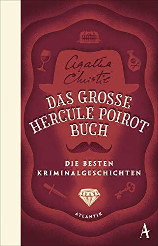 Das große Poirot-Buch: Die besten Kriminalgeschichten