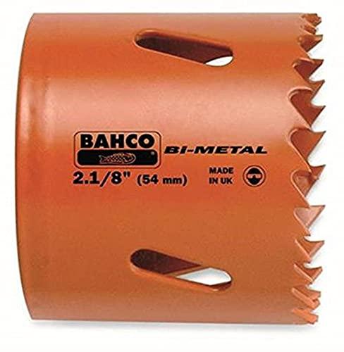BAHCO BH3830-60-VIP-301 Corona BIMETAL SANDFLEX 60VIP, 60mm, Set de 4 Piezas