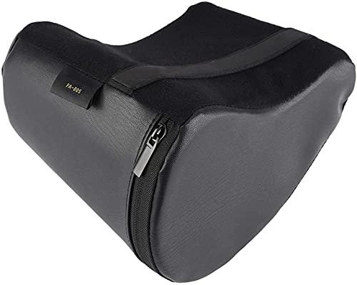 Andoer® Konturierte Gitarre KissenLeder Abdeckung Eingebaute Schwamm Weiche Dauerhafte Tragbare