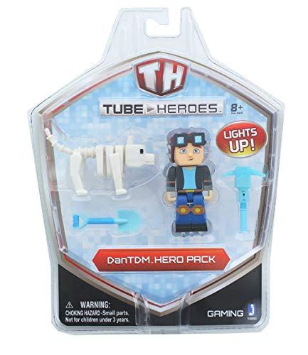 Tube Heroes TDM Hero Pack, Multi colored