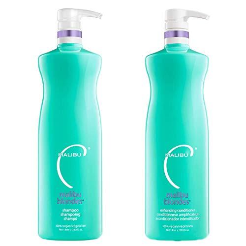 Malibu C Blondes Shampoo & Conditioner Duo