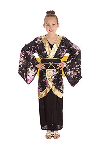 Bristol Novelty Traje de Geisha (L) Edad aprox 7-9 años