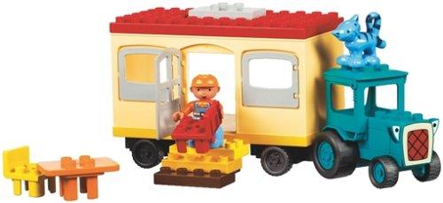 LEGO Duplo Bob der Baumeister 3296 - Wohnwagen Bob...