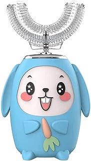 Orale Reiniging Kinderen elektrische whitening massage tandenborstel 5 versnellingssnelheid voor 2-12 jaar oude kinderen m...