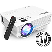 Jinhoo M20 4500-Lumens Home Theater Projector