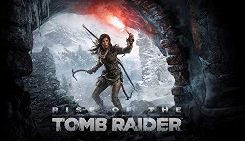 Rise of The Tomb Raider - - Video Game Wall Poster Print - 30.4 x 43.2cm Größe Grösse Filmplakat Xbox PS4