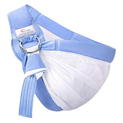 Cuby Breathable Baby Carrier Mesh Fabric, Ideal for...