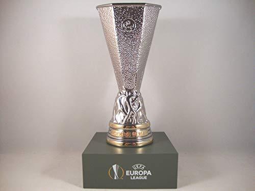 Europa League UEFA Pokal op acryl sokkel Cup Trophy 150mm