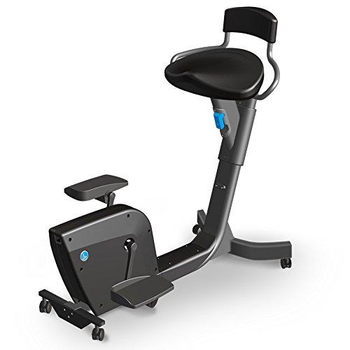LifeSpan Solo Under Desk Bike Schreibtischfahrrad Fahrrad Sitzfahrrad Ergometer