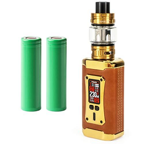 Smok Morph 2 Kit inkl. TFV 18 (7,5ml) 5000 mAh E-Zigaretten-Set E-Zigarette Starterset (nikotinfrei) (braun)