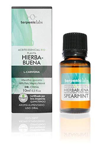 Terpenic Evo Hierbabuena Aceite Esencial Alimentario Bio 10 ml - 1 unidad