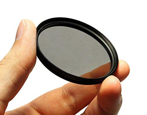 CPL Circular Polarizer Glare Shine Polarizing Filter for Canon EF 28-300mm f/3.5-5.6L IS USM Lens