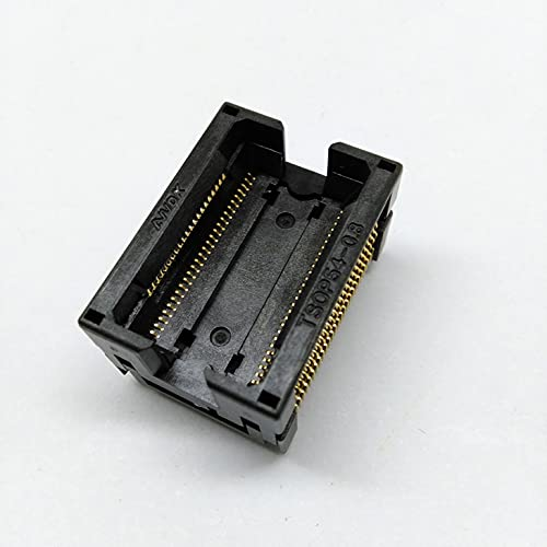 TSOP54-0.8 Open top IC Test in Socket Burn Now 2021 spring and summer new free shipping Programming So