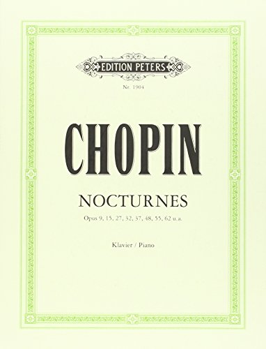 Nocturnes (édition Peters)