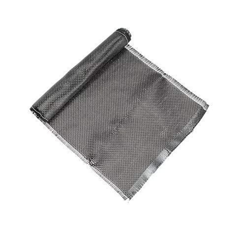 SUCAN 3K 200gsm 20cm Plain Webart Carbon Faser Tuch Gewebe 30/60/150 / 300cm (150CM)