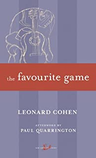 By Leonard Cohen The Favourite Game (New Canadian Library) [Mass Market Paperback]