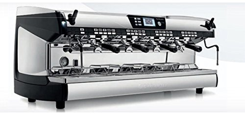 Nuova Simonelli Aurelia Ii Digital 4 Group Espresso Machine Maureiivdg04Nd0001