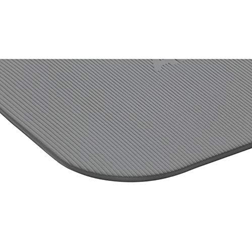 Airex® Gymnastikmatte Coronella 200, 200x60x1,5cm, Farbe: platin
