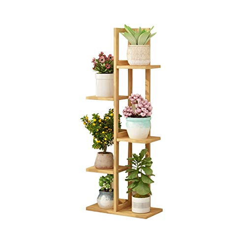 HAI RONG Flower Display Rack Indoor Outdoor Plant Flower Stands, can displaying small ornaments/pictures/trophy, for living room study bedroom for Patio Garden Balcony Indoor Outdoor