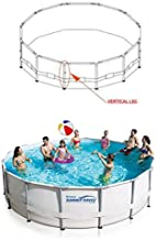 Summer Waves Elite Vertical Leg for 52 Inch Metal Frame Round Pools