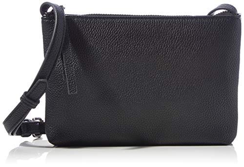 PIECES Damen PCRAIA Cross Body Handtasche, Black, ONE Size