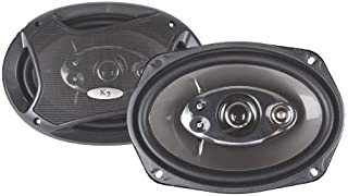 "Audiotek 450W High Performance Speakers 6x9"" K-69.5"