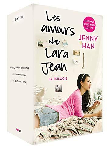 Coffret Les Amours de Lara Jean (T01, 02 et 03)