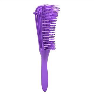 Alexvyan Detangling Brush Multifunctional Octopus Hair Comb Scalp Massager for Natural Hair for Women Afro Textured Americ...