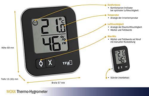 Dostmann digitales Thermo-Hygrometer - 4