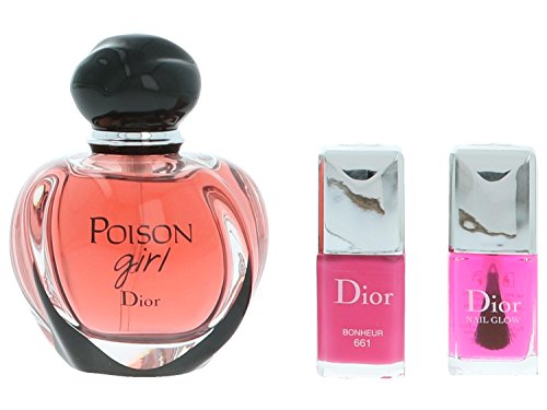 Christian Dior Poison Girl Set Eau de Parfum con Vernis e Nail Glow - 60 ml