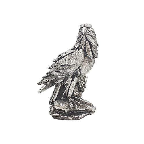 The Leonardo Collection Natural World Eagle Ornament