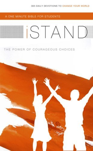 HCSB iStand One Minute Bible: 365 Daily Devotions to Change Your World (English Edition)