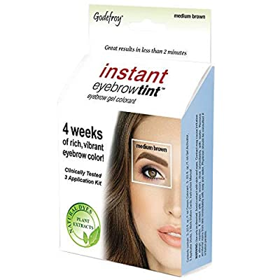 Godefroy Instant Eyebrow Color