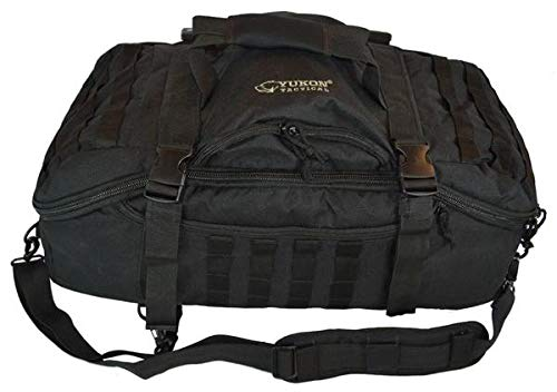 Yukon Outfitters Bug-Out Bag (Black)
