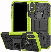 Fitted Cases - Shockproof Armor Protective Case For for ASUS zenfone 4 Selfie ZD553KL Live plus ZB553KL ZD553KL ZE554KL Stand Phone Back Case Cover (Green For ZD553KL)