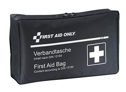 *First Aid Only Verbandtasche für Auto, KFZ DIN 13164, blau, P-10019*