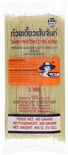 Farmer Brand Reisbandnudeln (3mm) 400g (1 x 400 g)