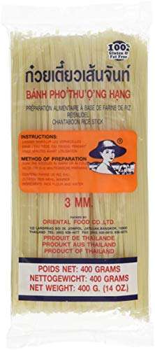 Farmer Brand Reisbandnudeln (3mm) 400g, 15er Pack (15 x 400 g)
