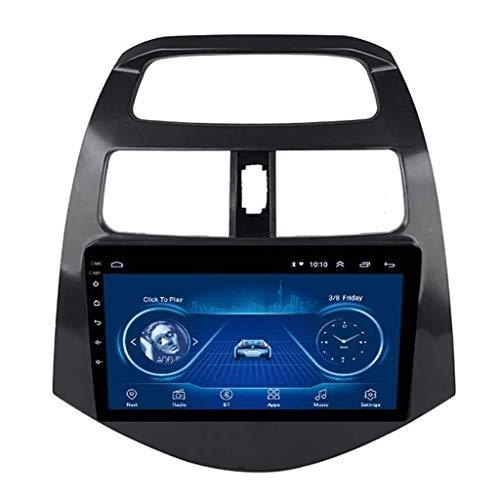 WY-CAR Android 8.1 Autoradio 9 Zoll Touchscreen Radio Für Chevrolet Spark 2010-2014 Jahr Unterstützt Bluetooth DAB + CD DVD WiFi Android Auto USB Din