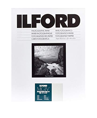 Ilford Multigrade IV RC Deluxe, white