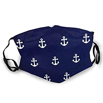 Adult Face Cover Nautical